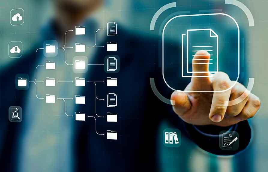 gestión doucmental, servicios de gestión documental, digitalización de documentos